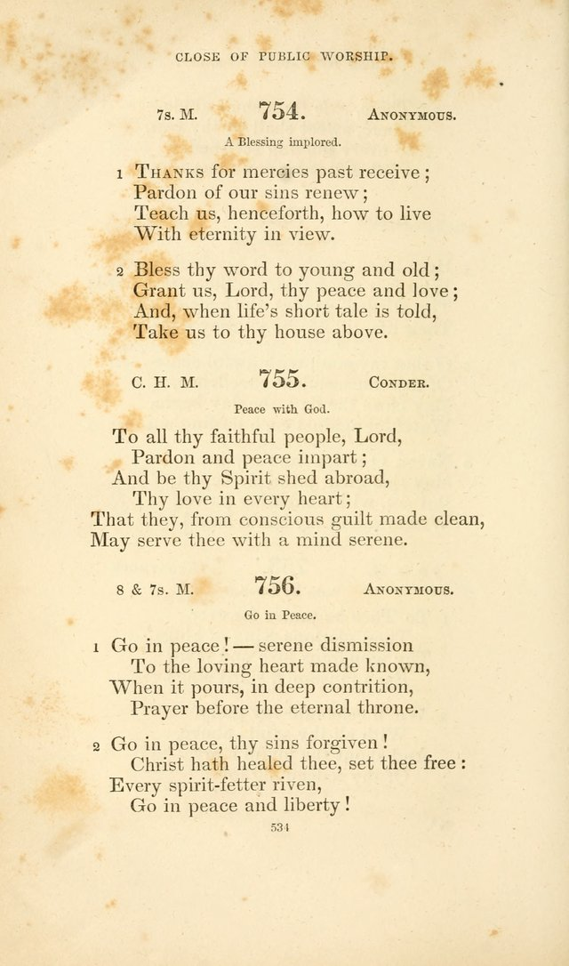 Hymn Book for Christian Worship. 8th ed. page 577