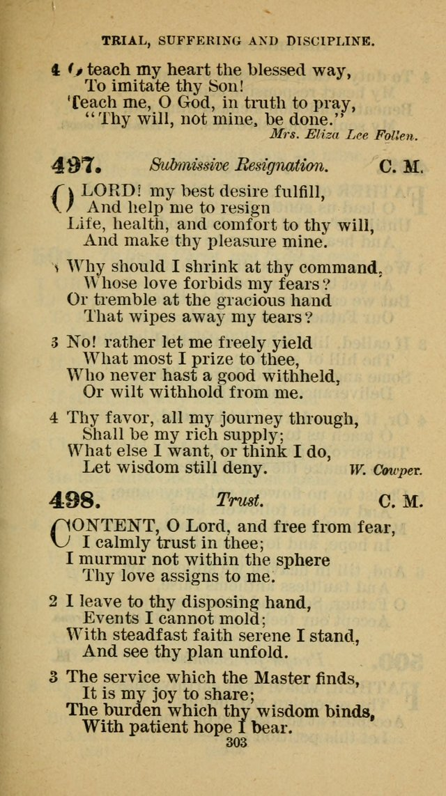 Hymn-Book of the Evangelical Association page 314