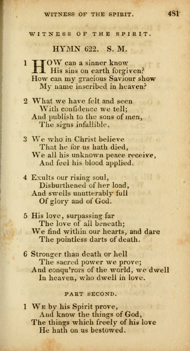 Hymn Book of the Methodist Protestant Church. (2nd ed.) page 459