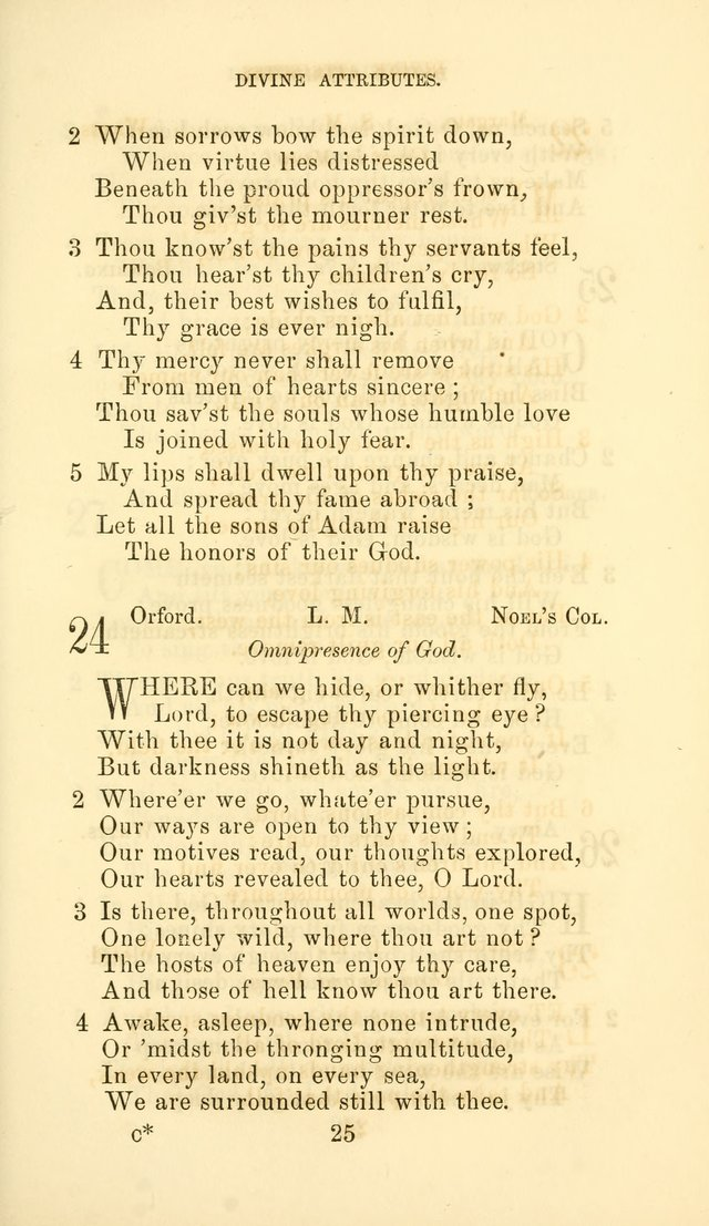 Hymn Book of the Methodist Protestant Church page 32