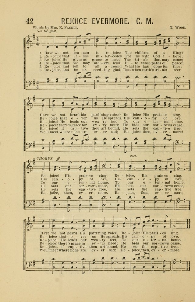 The importance of hymns in the congregational church
