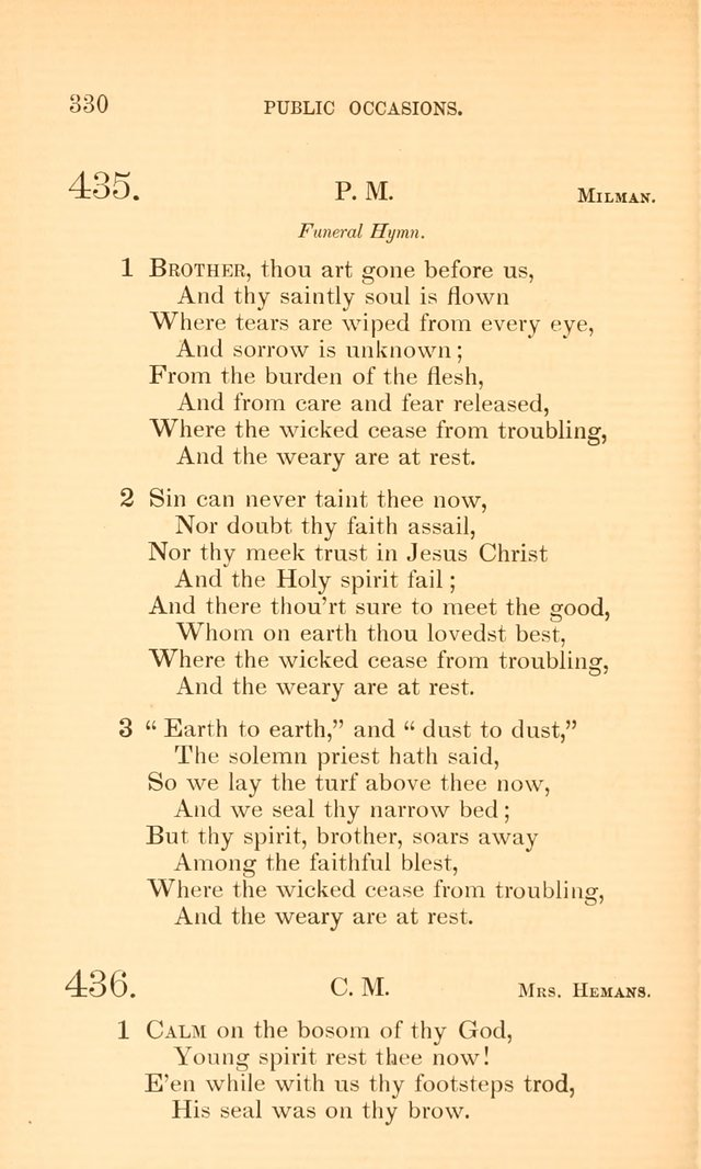 Hymns for the Christian Church, for the Use of the First Church of Christ in Boston page 355