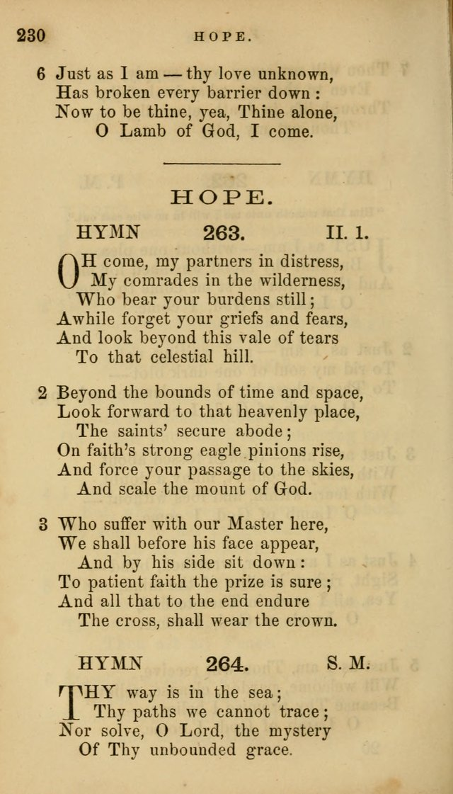 Hymns for Church and Home page 234