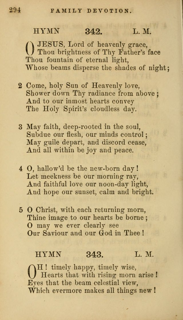 Hymns for Church and Home page 298
