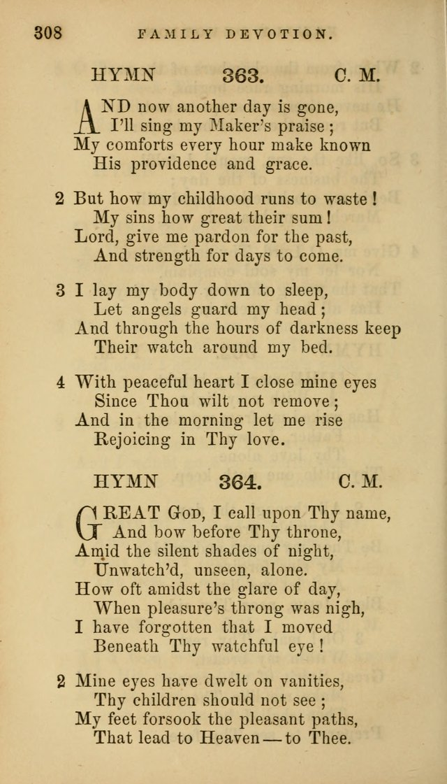 Hymns for Church and Home page 312