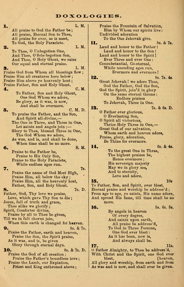 Hymnal Companion to the Prayer Book: suited to the special seasons of the Christian year, and other occasions of public worship, as well as for use in the Sunday-school...With accompanying tunes page 491