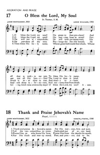 O Bless the Lord, My Soul | Hymnary org