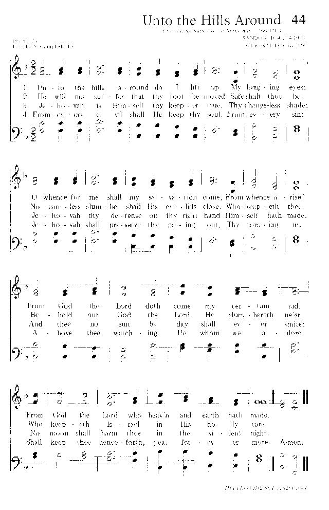 Hymn to my hand - 2 7