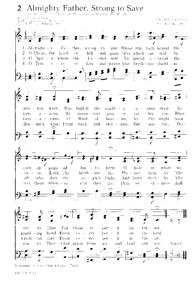 Hymns for the Living Church page 8