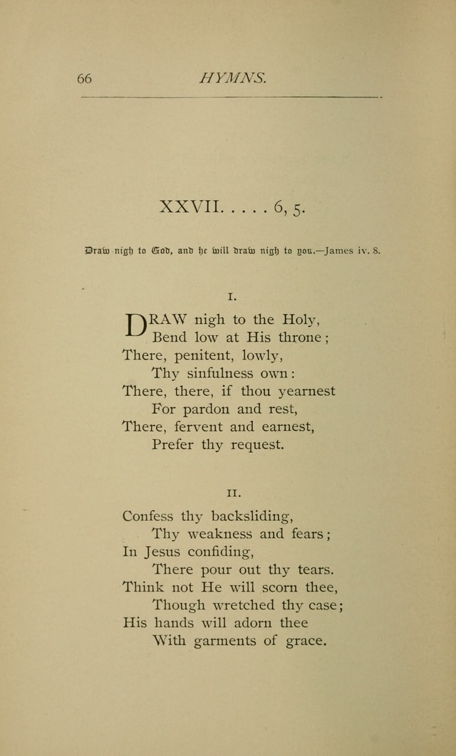Hymns and a Few Metrical Psalms (2nd ed.) page 68