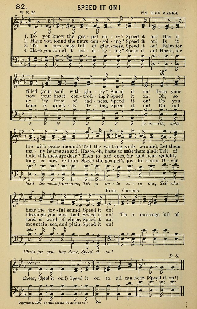 Hymns that Help: in Sunday schools, young people