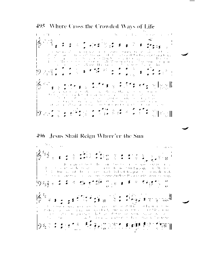 Hymns of Faith page 506