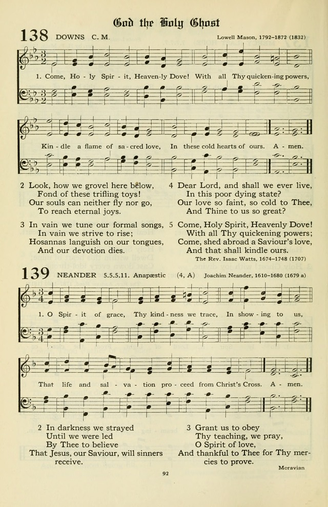 Hymnal and Liturgies of the Moravian Church page 266