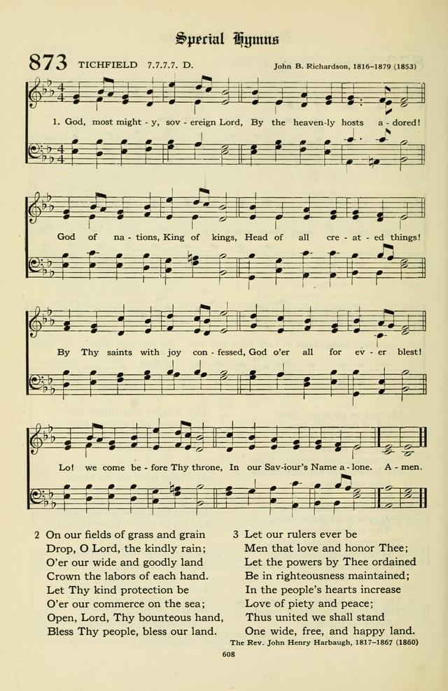 Hymnal and Liturgies of the Moravian Church page 782