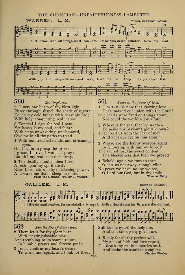 Hymnal of the Methodist Episcopal Church page 202