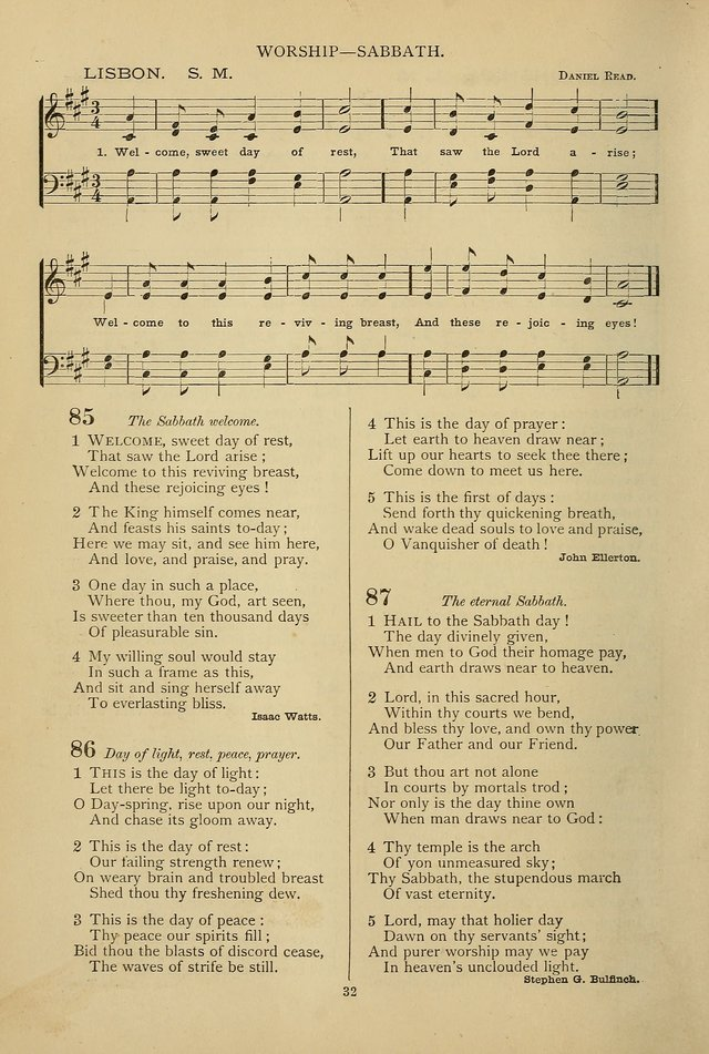 Hymnal of the Methodist Episcopal Church page 29
