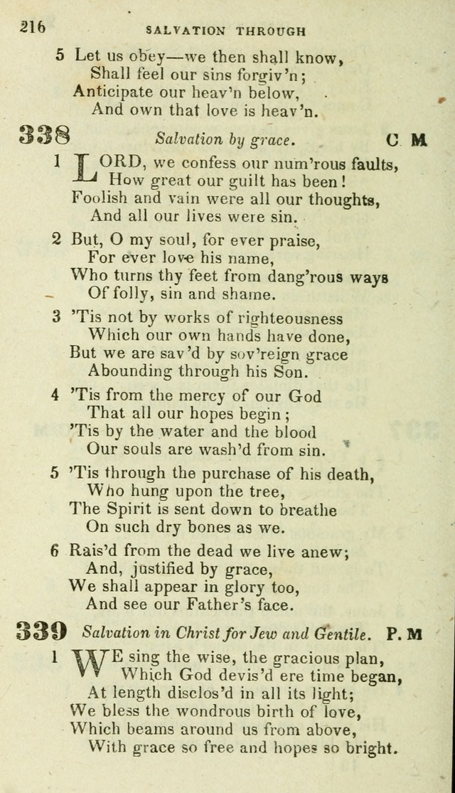 Hymns: original and selected, for public and private worship in the Evangelical Lutheran Church (16th rev. ed.) page 233
