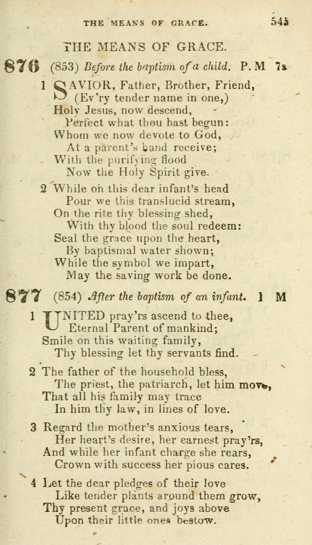 Hymns: original and selected, for public and private worship in the Evangelical Lutheran Church (16th rev. ed.) page 564