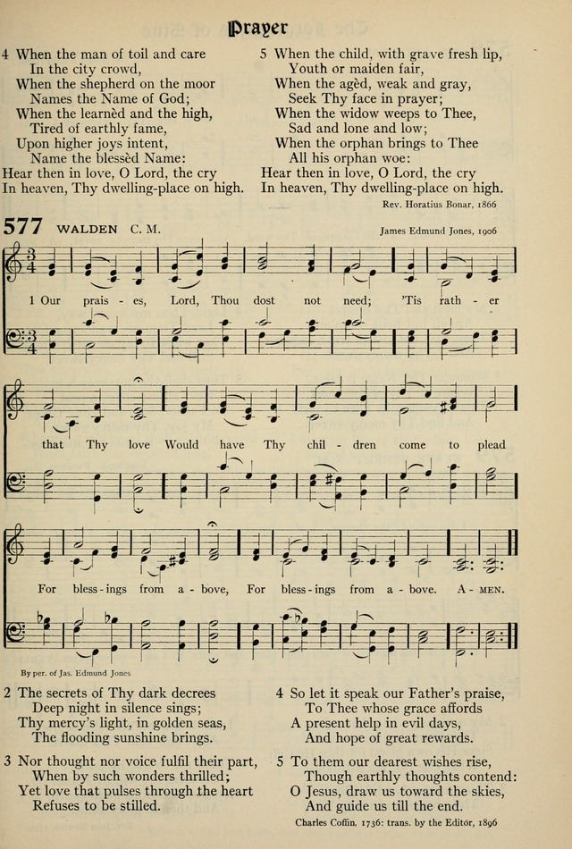 The Hymnal: published in 1895 and revised in 1911 by authority of the General Assembly of the Presbyterian Church in the United States of America page 467