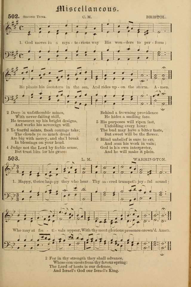 Hymnal and Canticles of the Protestant Episcopal Church with Music (Gilbert & Goodrich) page 413