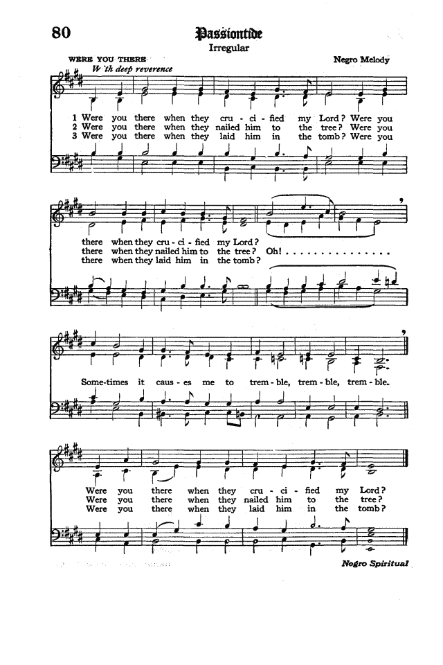 The Hymnal of the Protestant Episcopal Church in the United States of America 1940 page 102