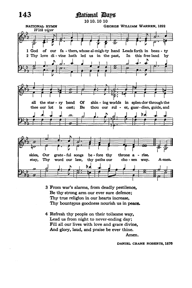 The Hymnal of the Protestant Episcopal Church in the United States of America 1940 page 188
