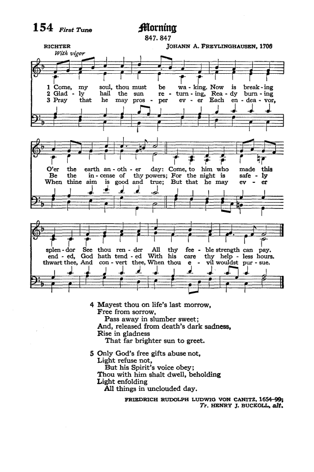 The Hymnal of the Protestant Episcopal Church in the United States of America 1940 page 198