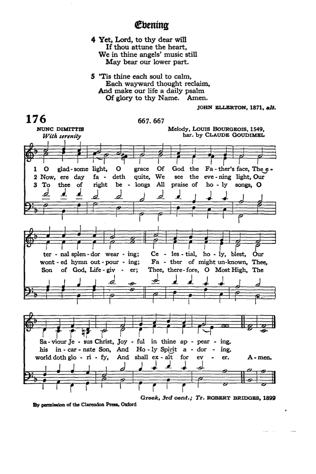 The Hymnal of the Protestant Episcopal Church in the United States of America 1940 page 225