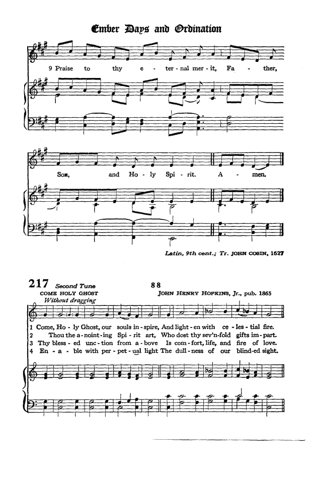 All Music Chords siyahamba sheet music : The Hymnal of the Protestant Episcopal Church in the United States ...