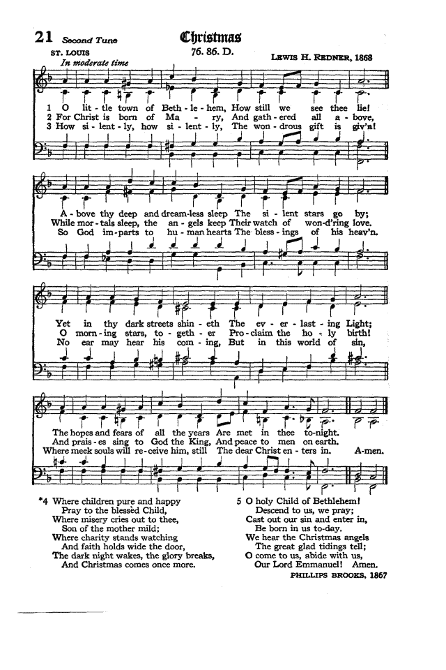 The Hymnal of the Protestant Episcopal Church in the United States of America 1940 page 31