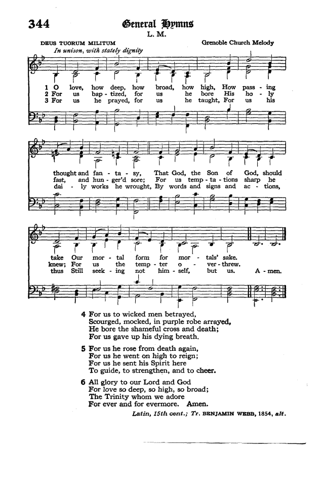 The Hymnal of the Protestant Episcopal Church in the United States of America 1940 page 411