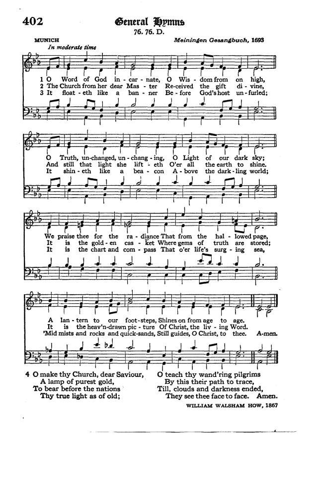 The Hymnal of the Protestant Episcopal Church in the United States of America 1940 page 473