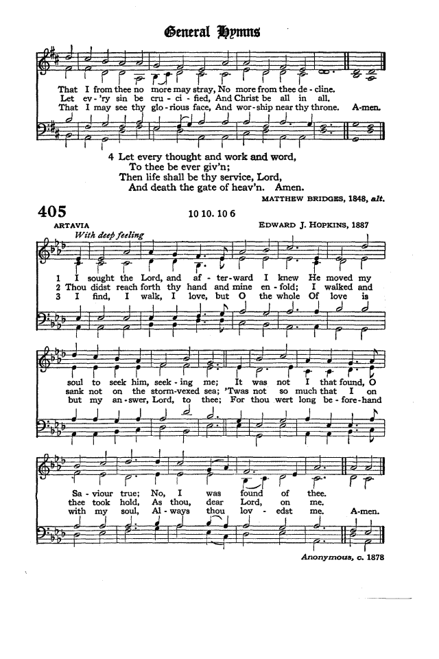 The Hymnal of the Protestant Episcopal Church in the United States of America 1940 page 475