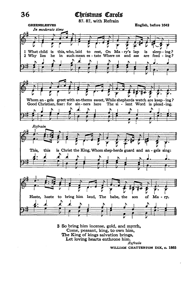 The Hymnal of the Protestant Episcopal Church in the United States of America 1940 page 48
