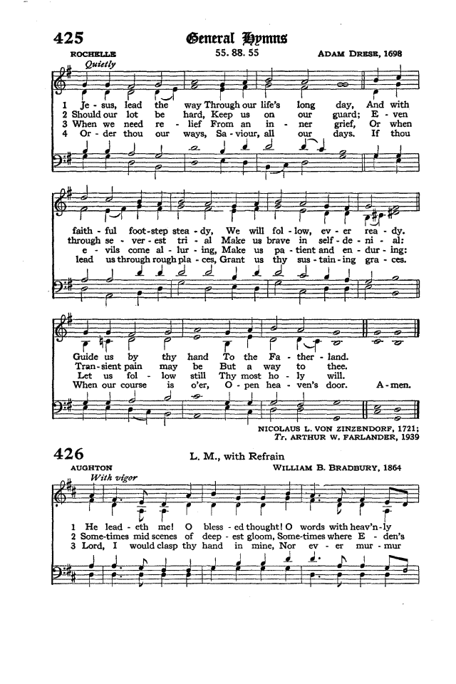 The Hymnal of the Protestant Episcopal Church in the United States of America 1940 page 498
