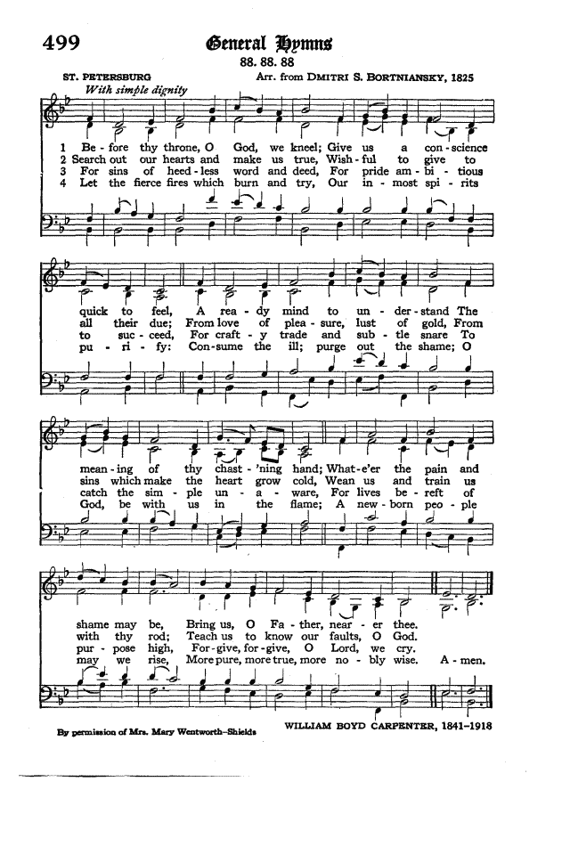 The Hymnal of the Protestant Episcopal Church in the United States of America 1940 page 577