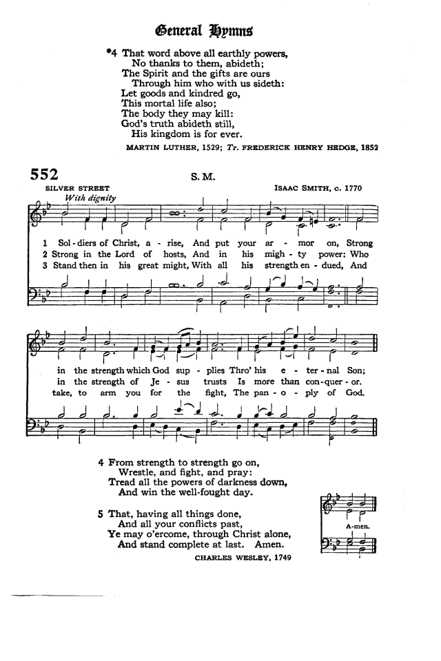 The Hymnal of the Protestant Episcopal Church in the United States of America 1940 page 633