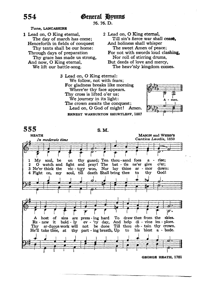 The Hymnal of the Protestant Episcopal Church in the United States of America 1940 page 635