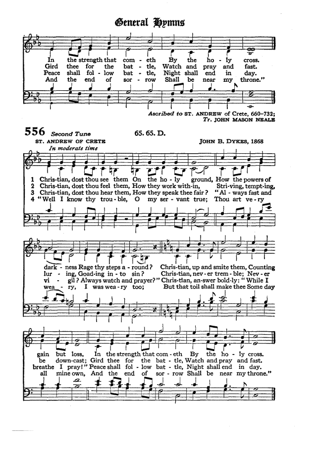 The Hymnal of the Protestant Episcopal Church in the United States of America 1940 page 637