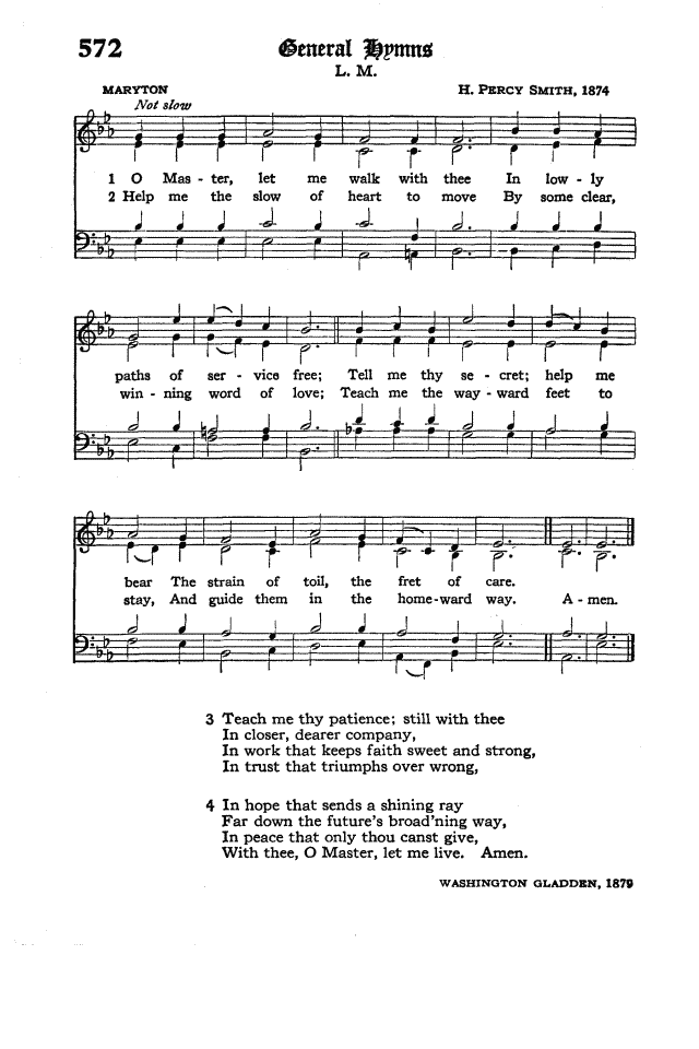 The Hymnal of the Protestant Episcopal Church in the United States of America 1940 page 656