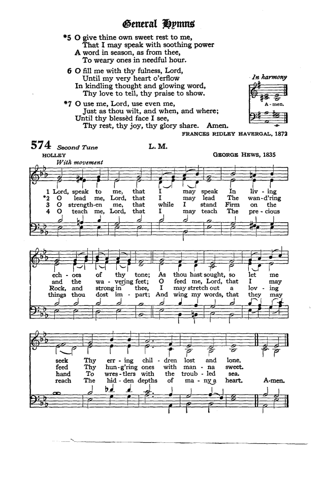 The Hymnal of the Protestant Episcopal Church in the United States of America 1940 page 659