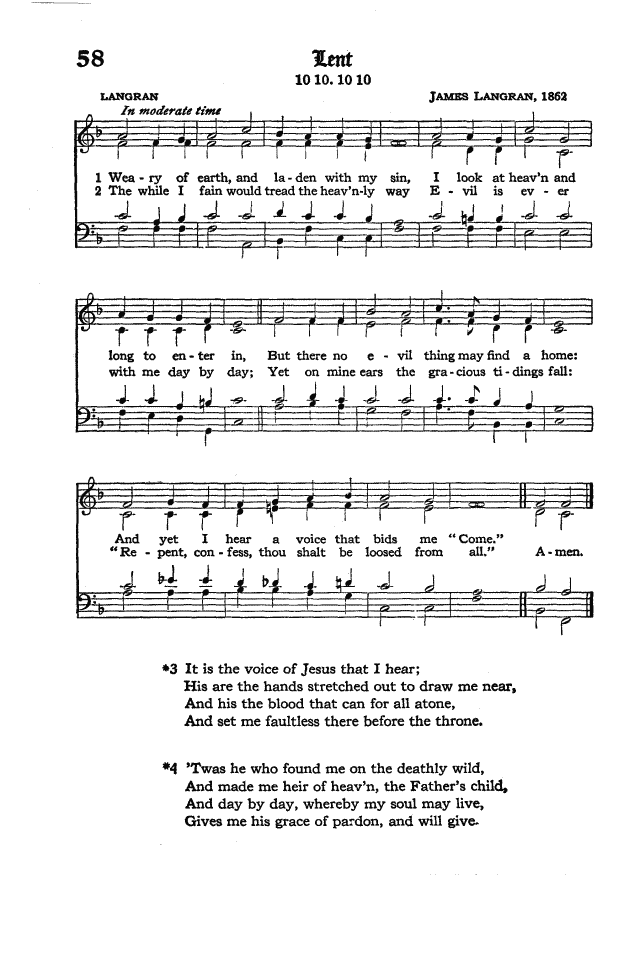 The Hymnal of the Protestant Episcopal Church in the United States of America 1940 page 76