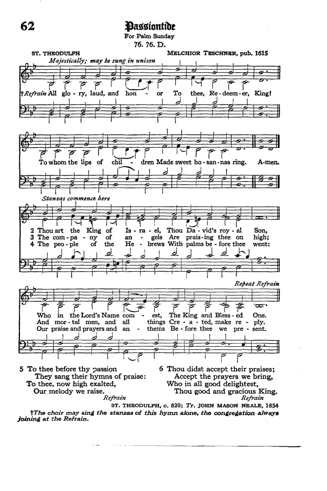 The Hymnal of the Protestant Episcopal Church in the United States of America 1940 page 81