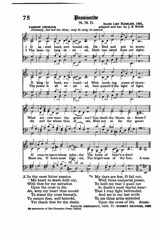 The Hymnal of the Protestant Episcopal Church in the United States of America 1940 page 96