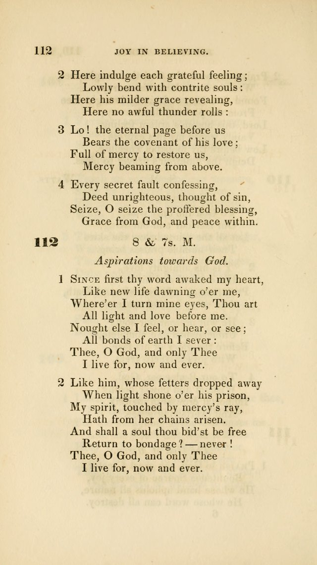 Hymns for Public Worship page 101