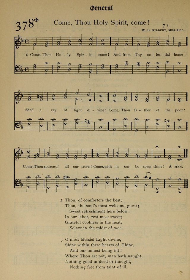 The Hymnal, Revised and Enlarged, as adopted by the General Convention of the Protestant Episcopal Church in the United States of America in the year of our Lord 1892 page 431