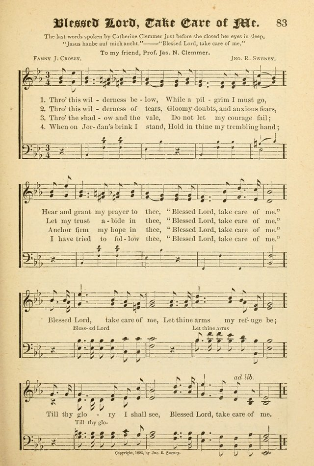 Hymn-Songs: for use in the Sunday school, young people