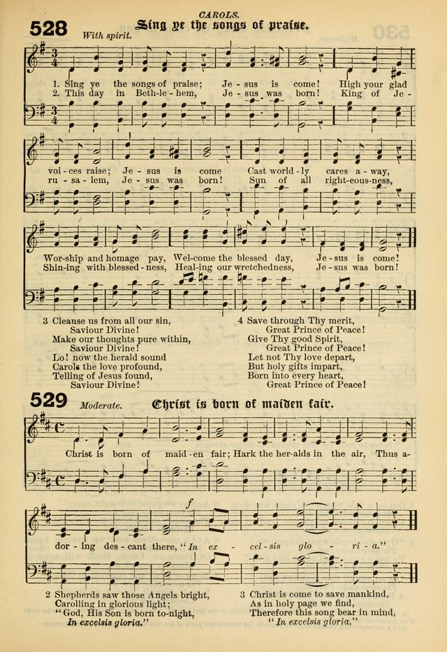 A Hymnal and Service Book for Sunday Schools, Day Schools, Guilds, Brotherhoods, etc. page 394