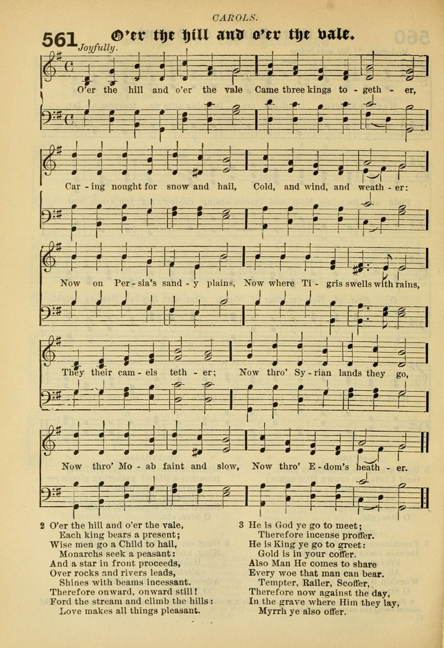 A Hymnal and Service Book for Sunday Schools, Day Schools, Guilds, Brotherhoods, etc. page 423