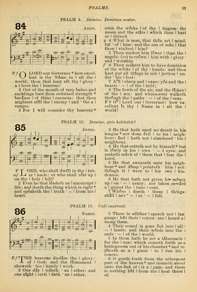 A Hymnal and Service Book for Sunday Schools, Day Schools, Guilds, Brotherhoods, etc. page 62